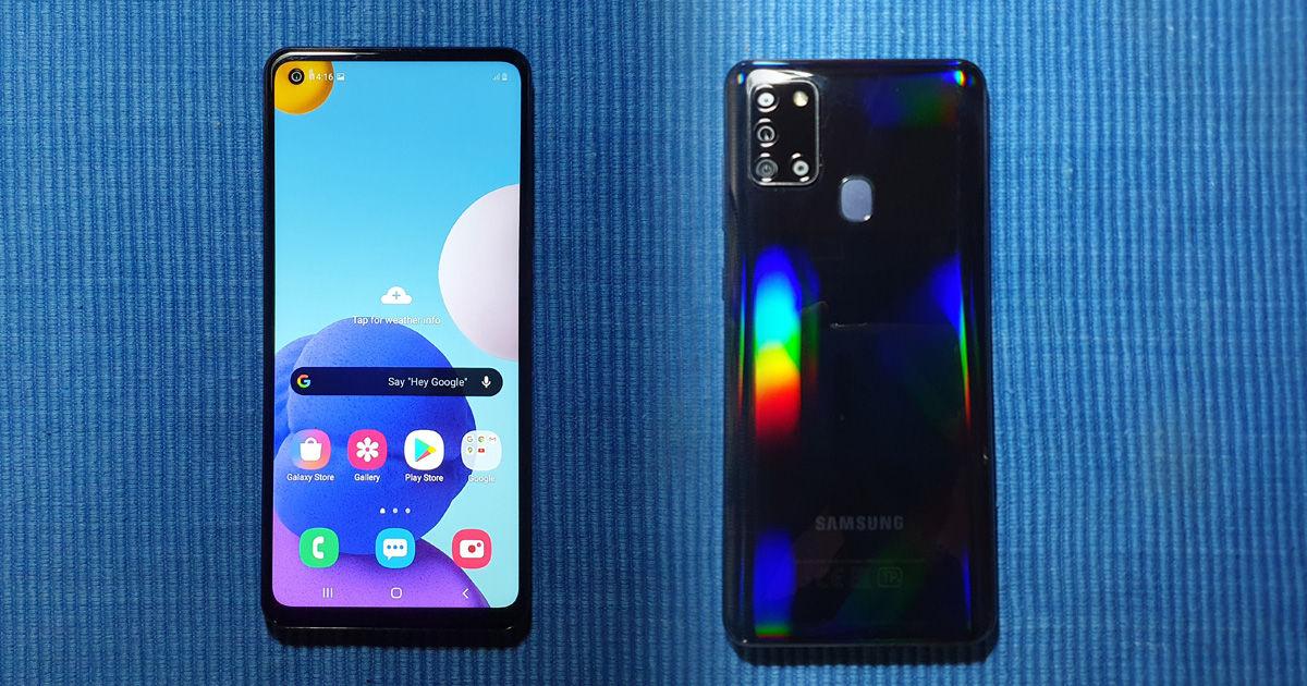 Samsung Galaxy A21s - دليلك - مصر