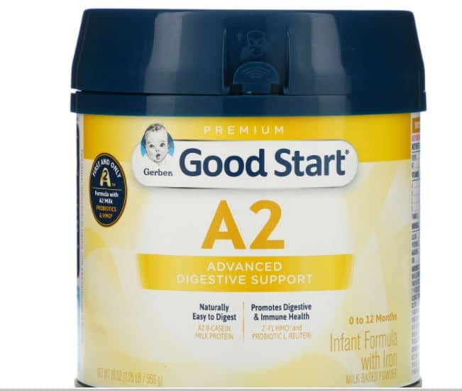 «A2» أفضل أنواع فيتامين د للرضع مع الحليب الصناعي للرضّع