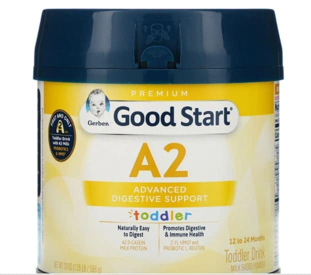 «A2» أفضل أنواع فيتامين د للرضع مع الحليب الصناعي للأطفال حديثي المشي