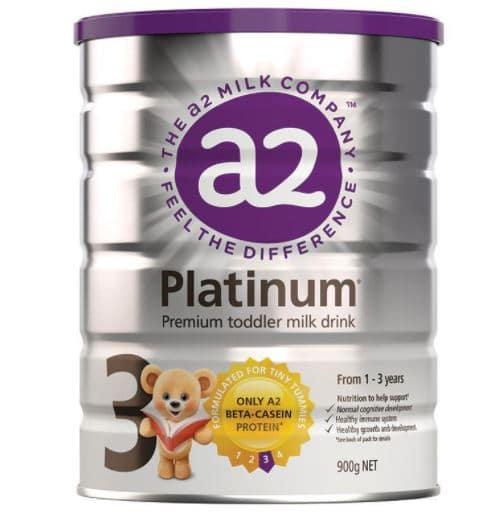 Premium A2 للأطفال من عمر عام إلى 3 سنوات -  900 جرام
