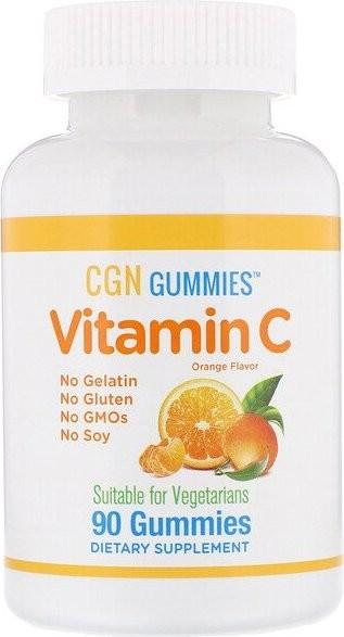 أفضل مكمل غذائي للأطفال غني بفيتامين سي من «California Gold Nutrition»