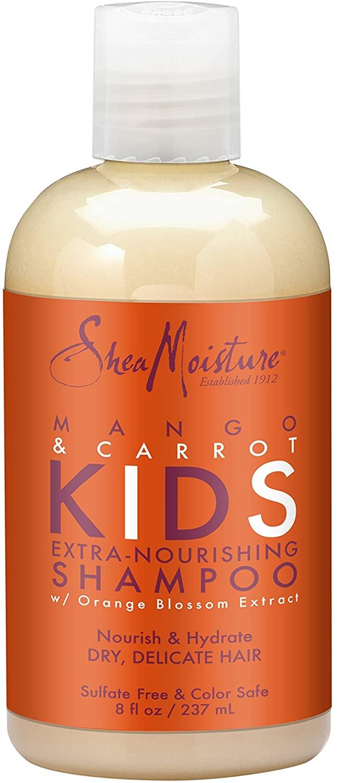 «شيا مويستشر» أفضل شامبو لتطويل الشعر للأطفال للبشرة الحساسة