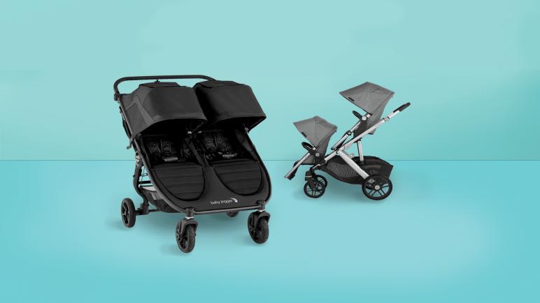 أفضل عربة أطفال توأم من عمر يوم وحتى 5 سنوات
