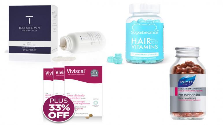 أفضل فيتامين لتطويل الشعر للرجال والنساء