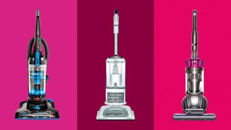 أفضل مكانس كهربائية حديثة للكنس والغسل