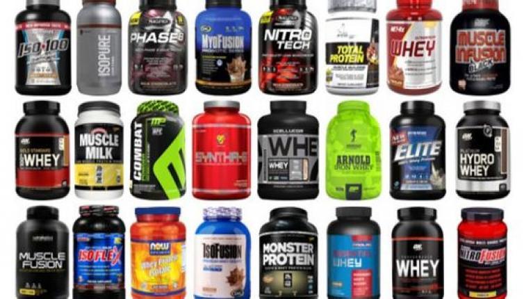 أفضل وصفات وأنواع بروتين شيك لبناء العضلات