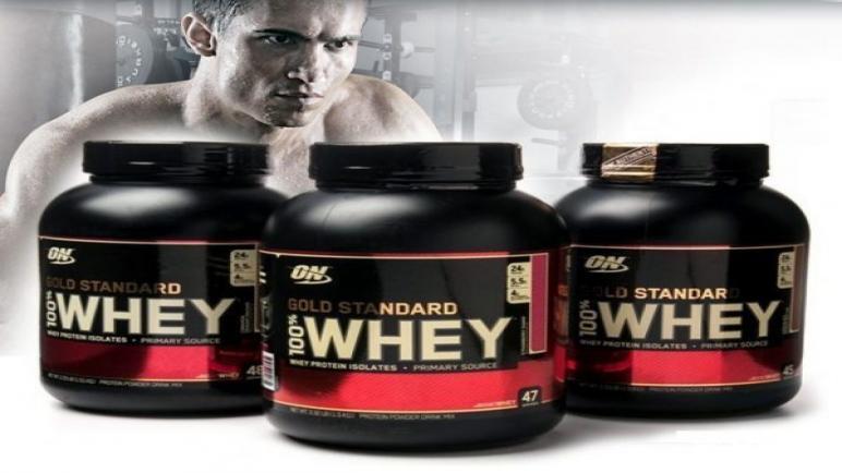 أفضل أنواع الواي بروتين لبناء العضلات وزيادة الوزن