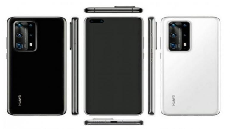 مراجعة هاتف هواوي الجديد: Huawei P40