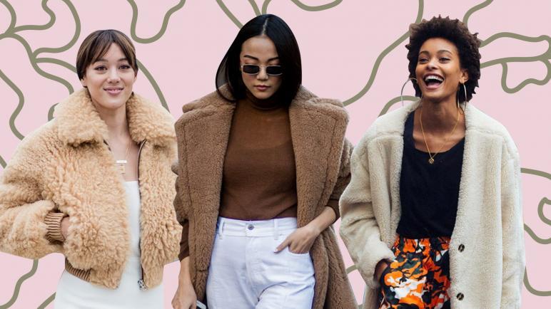 أرقى موديلات المعاطف الفرو النسائية لشتاء 2021