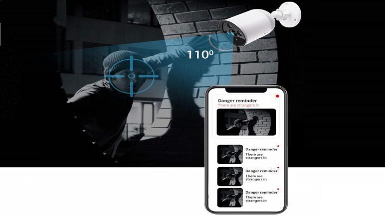 مراجعة أفضل كاميرات المراقبة الليلية خارج المنزل
