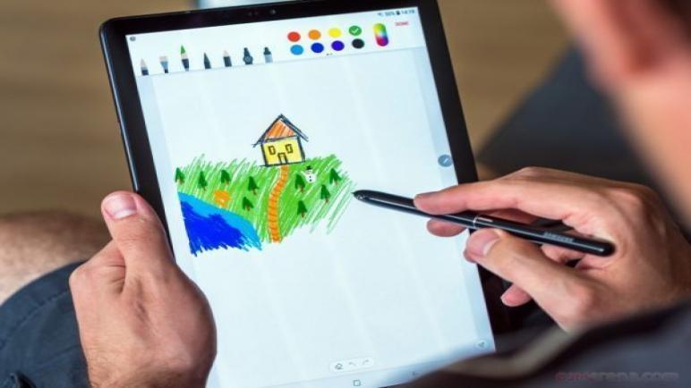 مراجعة تابلت سامسونج جالكسي اس فور Samsung Galaxy Tab S4 10.5