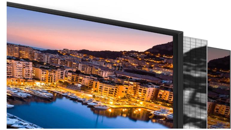 مراجعة شاشة تلفزيون سامسونج 4K UHD 43 Inch