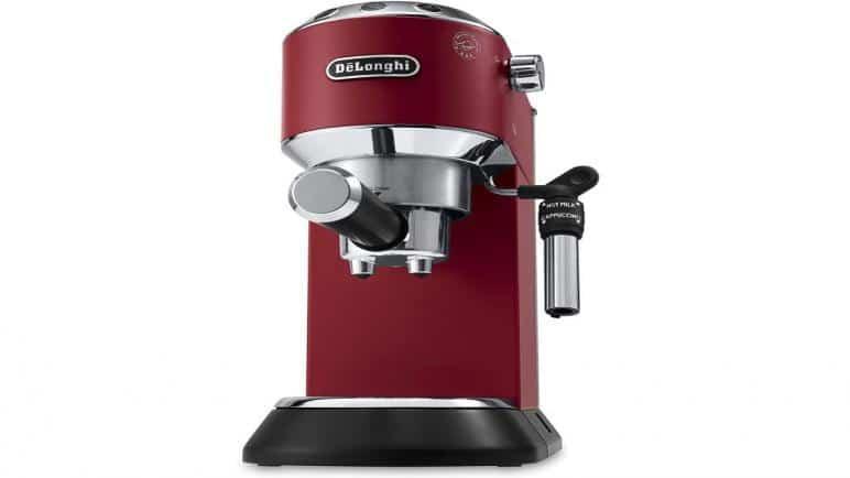 أفضل مكائن ديلونجي لتحضير قهوة الإسبريسو بمضخة من ديديكا ستايل