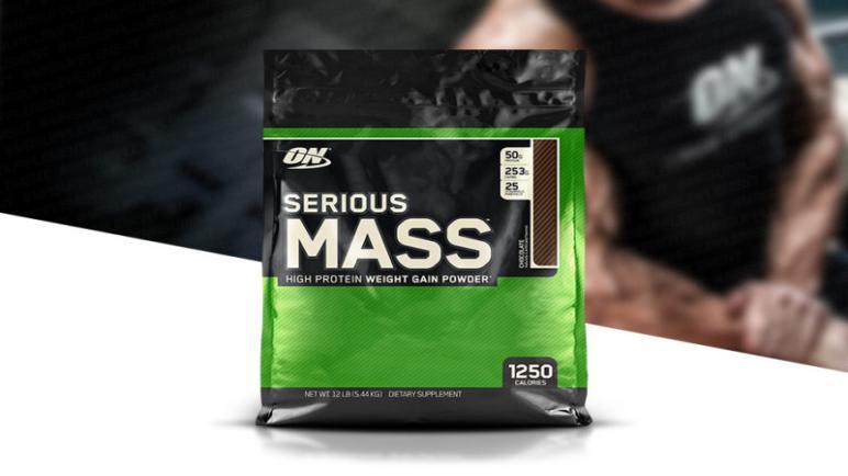 لبناء العضلات وزيادة الوزن.. تعرَّف على فوائد سيرياس ماس