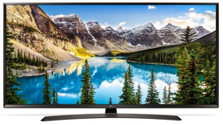 مراجعة شاشة ال جي 55 بوصة الذكية LG 55 inch 4K Ultra HD LED