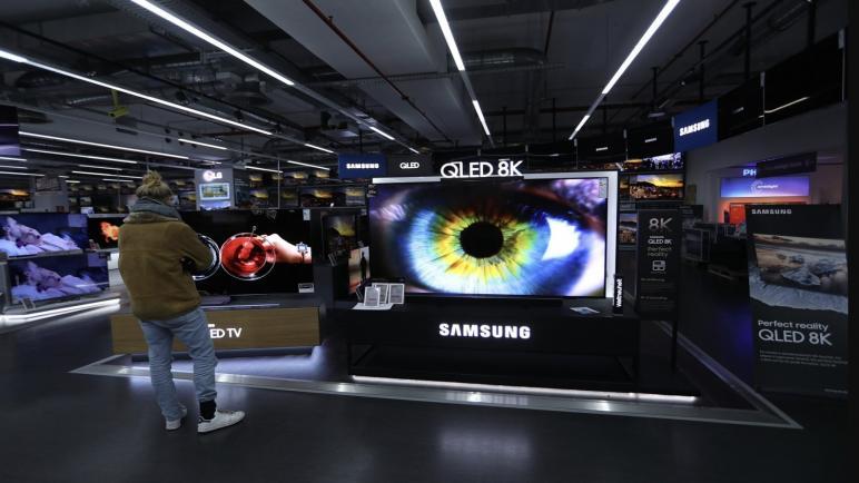 عروض شاشات التلفزيون في الجمعة البيضاء السعودية 2020