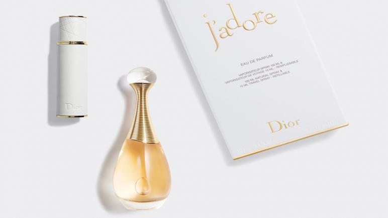 مكونات عطر ديور جادور Dior j'adore النسائي