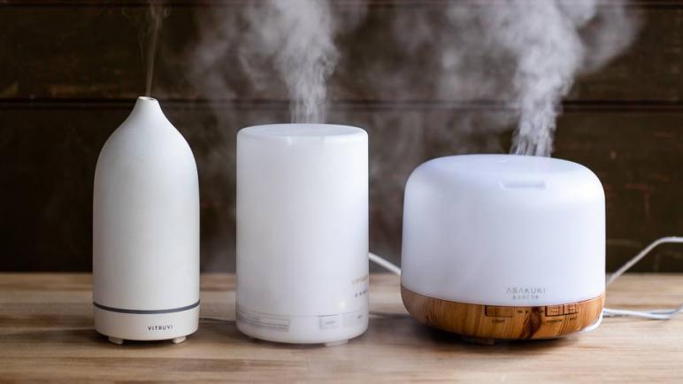أفضل ماركات فواحة البخار وتنقية الهواء الصغيرة بالكهرباء