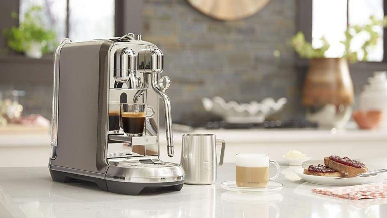 أفضل ماكينة قهوة كبسولات من ساكو