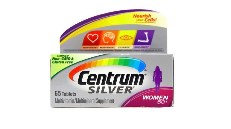فوائد وسعر فيتامين سنتروم سيلفر للنساء