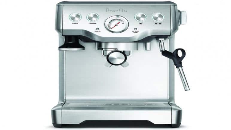 أفضل ماكينة قهوة اسبريسو انفيوزر من بريفيلي «Breville»