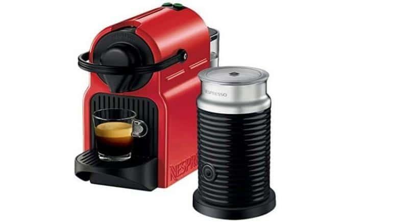 أفضل ماكينة اسبريسو وقهوة انيسا من نيسبريسو