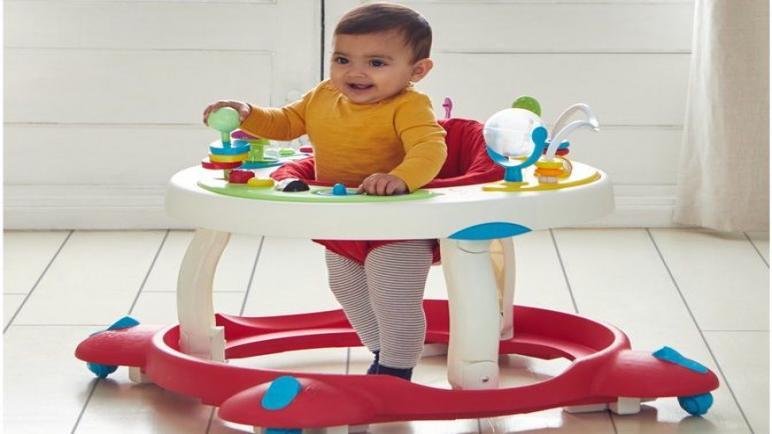 أفضل مشايات الأطفال الثابتة ولتعليم المشي من عمر 3 أشهر