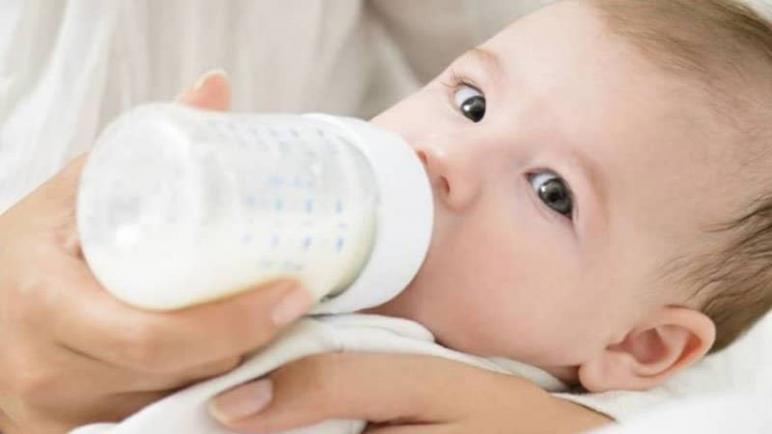 أنواع حليب نان للرضع لتغذية مثالية لطفلكِ