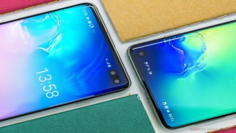مواصفات هاتف سامسونج جالكسي اس 10 بلس VS هاتف Galaxy S10 العادي