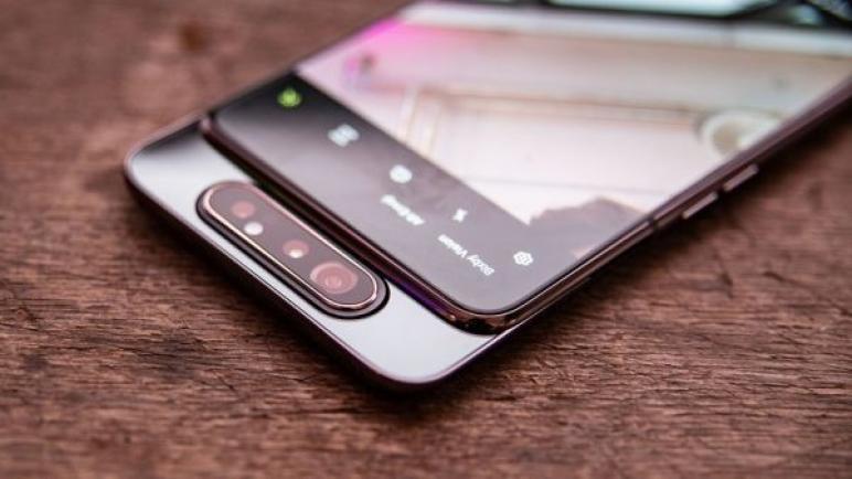 مراجعة هاتف سامسونج جالاكسي Samsung Galaxy A80