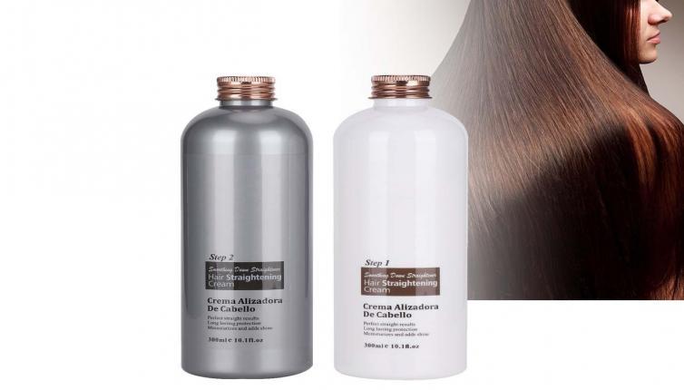 أفضل أنواع كريمات فرد الشعر بدون أضرار أو تساقط