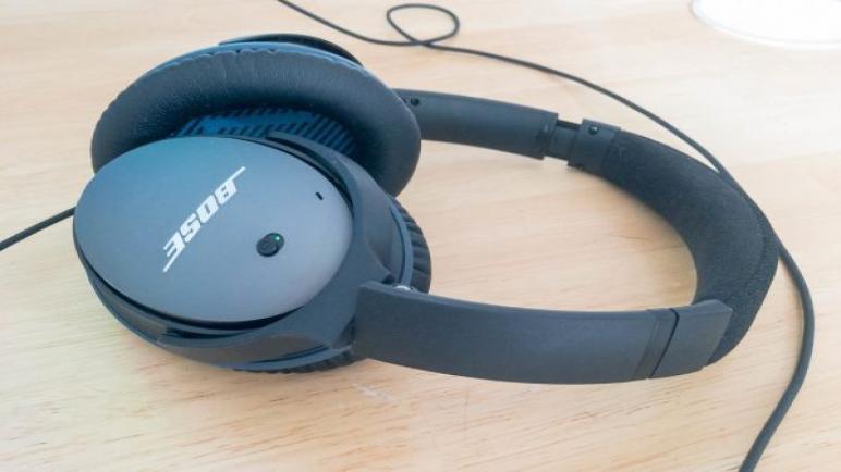 سماعة بوز QC35 اللاسلكية «Bose QuietComfort 35 II Headphone»