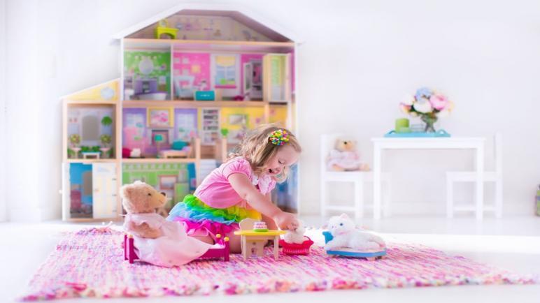 أفضل ألعاب البنات من عمر 3 إلى 6 سنوات