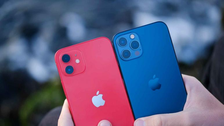 مقارنة سعر ومواصفات جوال iPhone 12 وiPhone 12 Pro