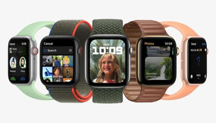 دليلك لمواصفات وسعر ساعة أبل Apple Watch Series 7 الجديدة