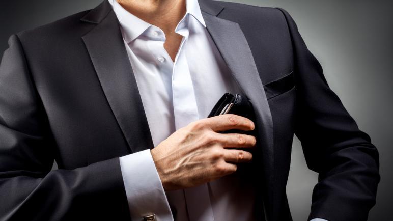 أرقى محفظة رجالية جلد طبيعي من أشهر الماركات العالمية 2021